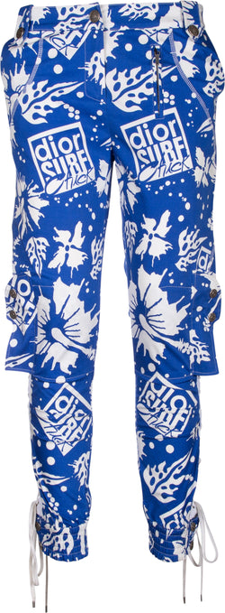 Christian Dior Surf Chick Utility Pants