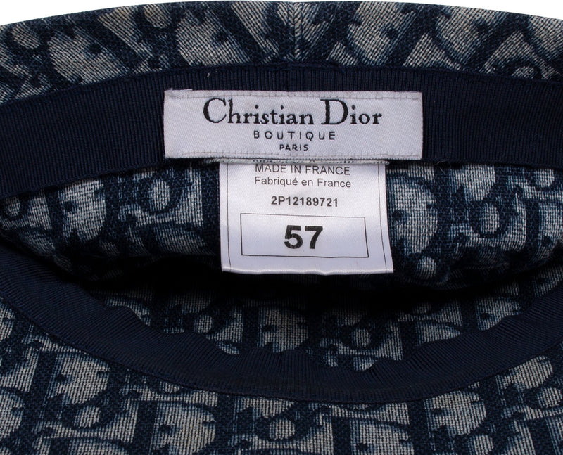 Christian Dior Diorissimo Beret Hat