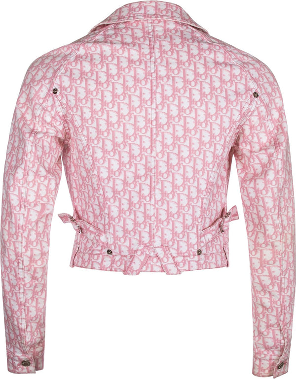 Christian Dior Diorissimo Girly Denim Jacket