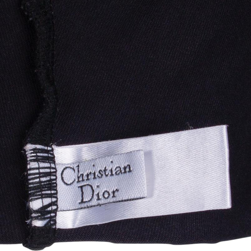 Christian Dior Spring 2002 Gothic One-Piece