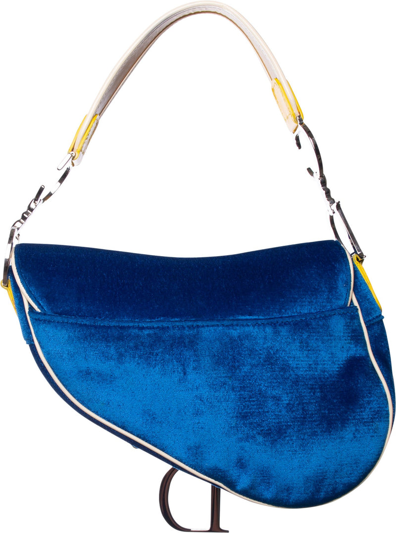 Christian Dior Adoriable Limited Edition Saddle Bag