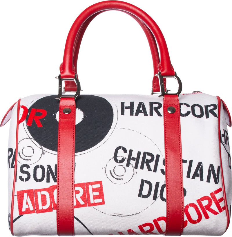 Christian Dior Hardcore Pierced Handle Bag