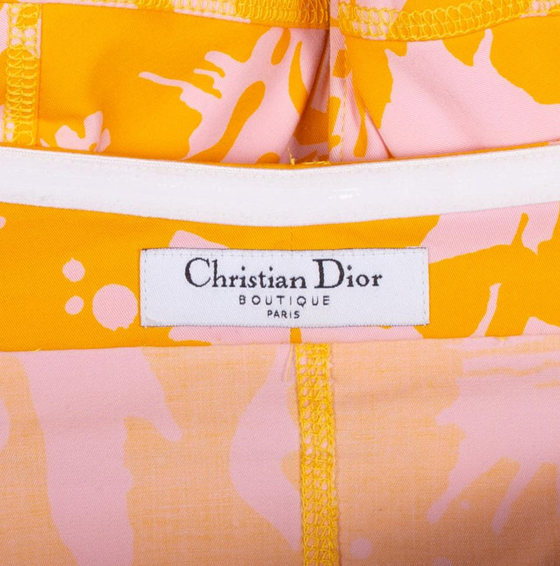 Christian Dior Surf Chick Bustier Top