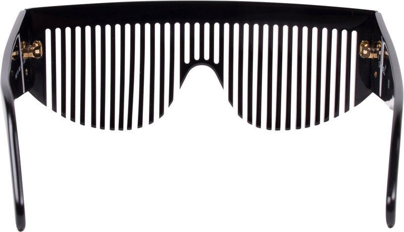 Chanel Spring 1993 Runway Comb Sunglasses