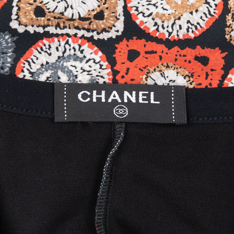 Chanel Spring 2003 Logo Patch One-Piece
