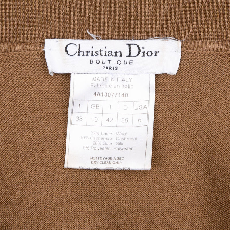 Christian Dior Rasta Sweater Top