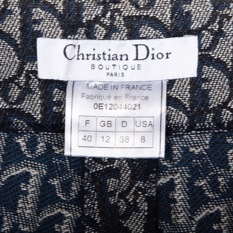 Christian Dior Spring 2000 Runway Diorissimo Convertible Jeans