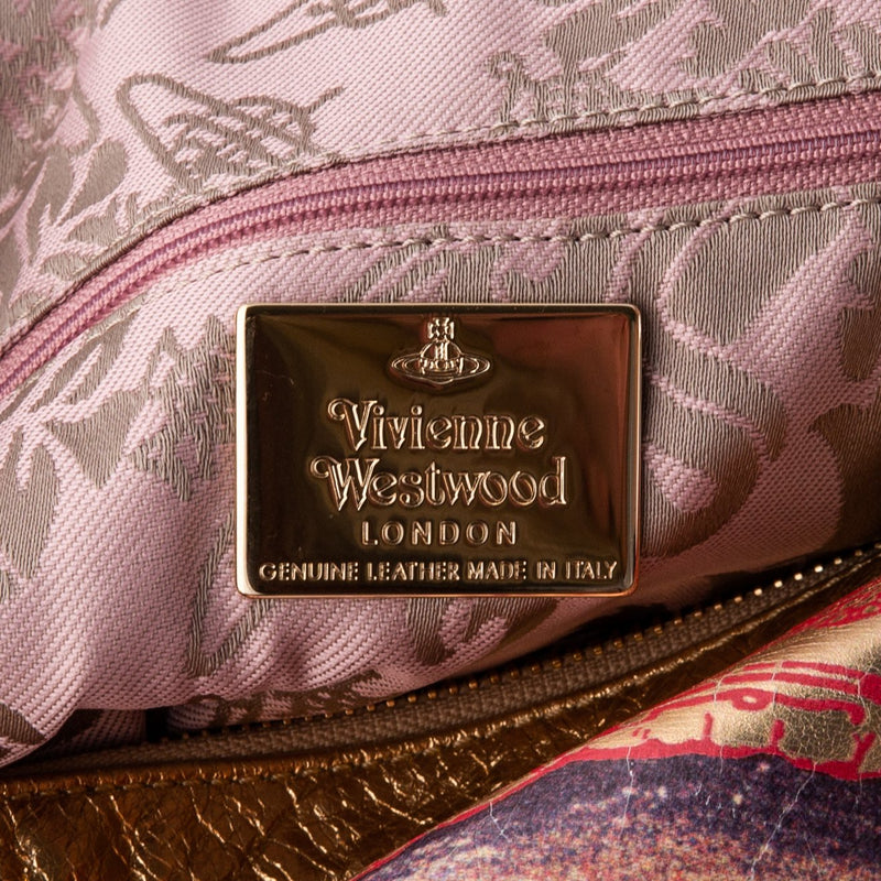 Vivienne Westwood Hercules and Omphale François Boucher Archive Heart Bag