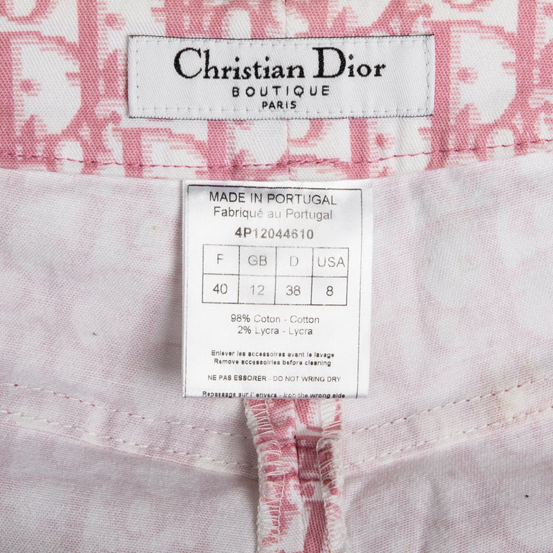 Christian Dior Diorissimo Girly Embellished Shorts