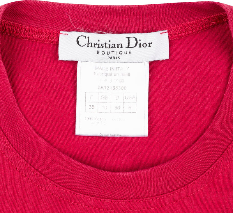 Christian Dior J'Adore Dior Sleeveless Top