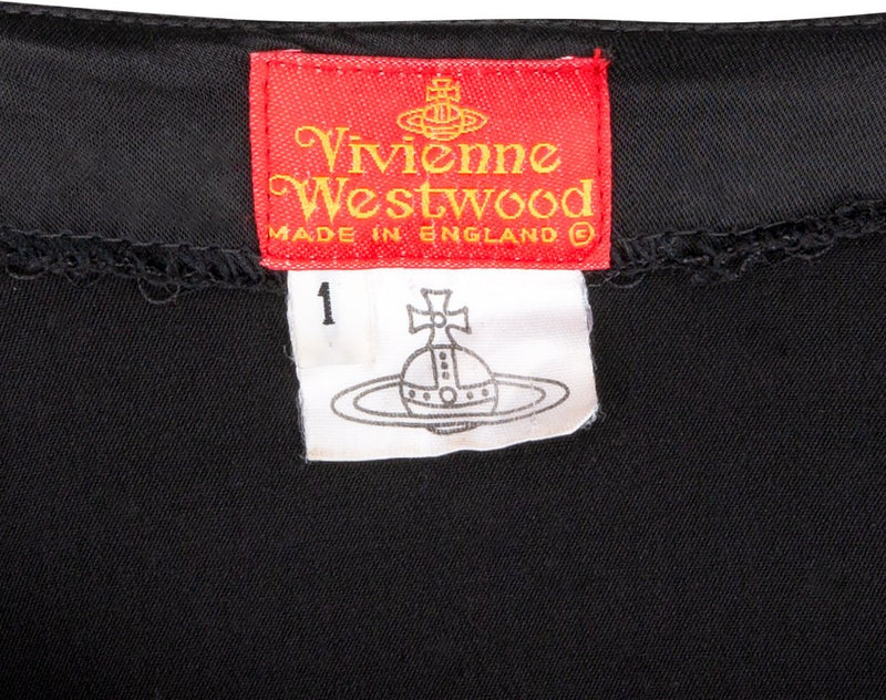 Vivienne Westwood Fall 1992 Always On Camera Collie Dress