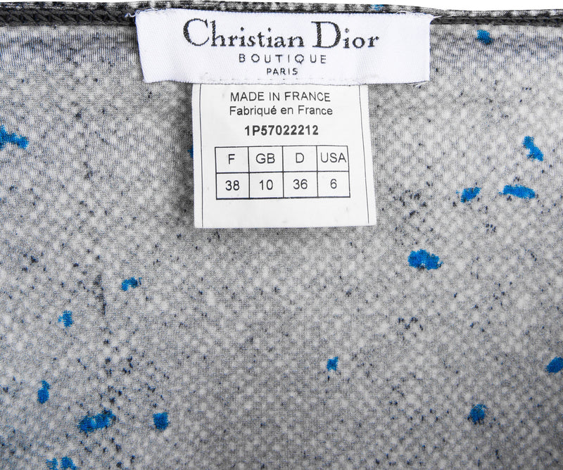Christian Dior Saddle Printed One-Piece