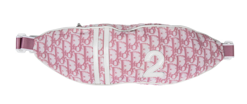 Christian Dior Pink Diorissimo Girly Waist Bag