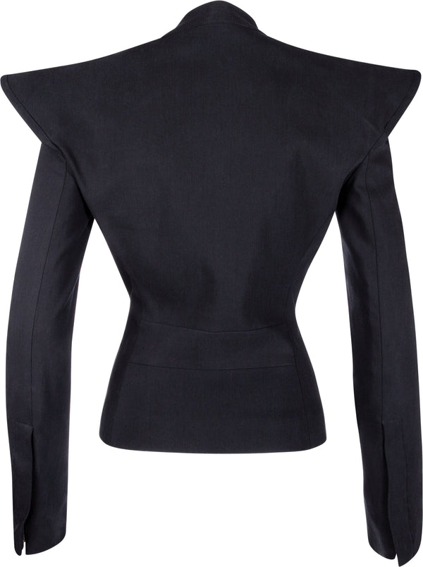 Maison Martin Margiela Pointed Shoulder Runway Jacket