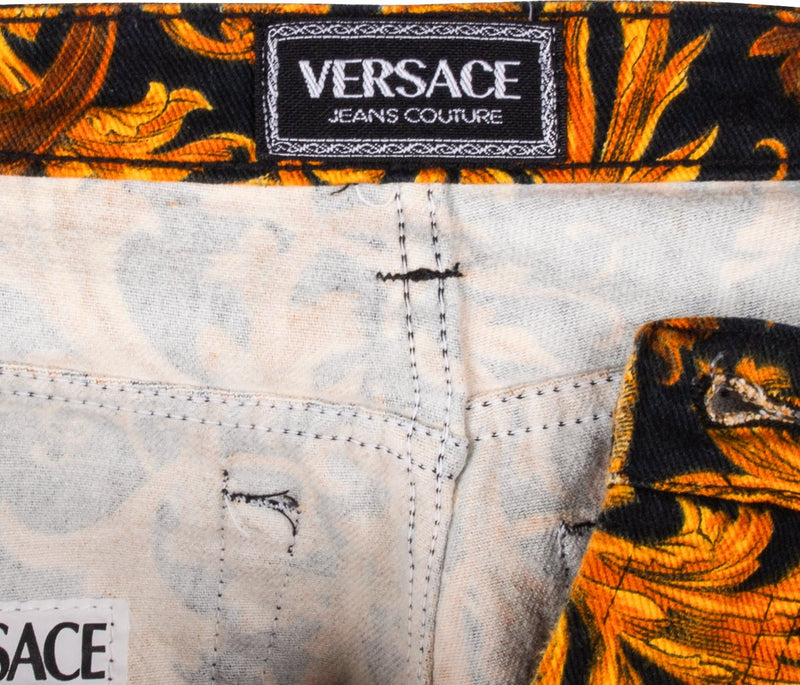 Gianni Versace Baroque Jeans
