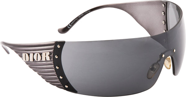 Christian Dior Bike 4 Logo Sunglasses