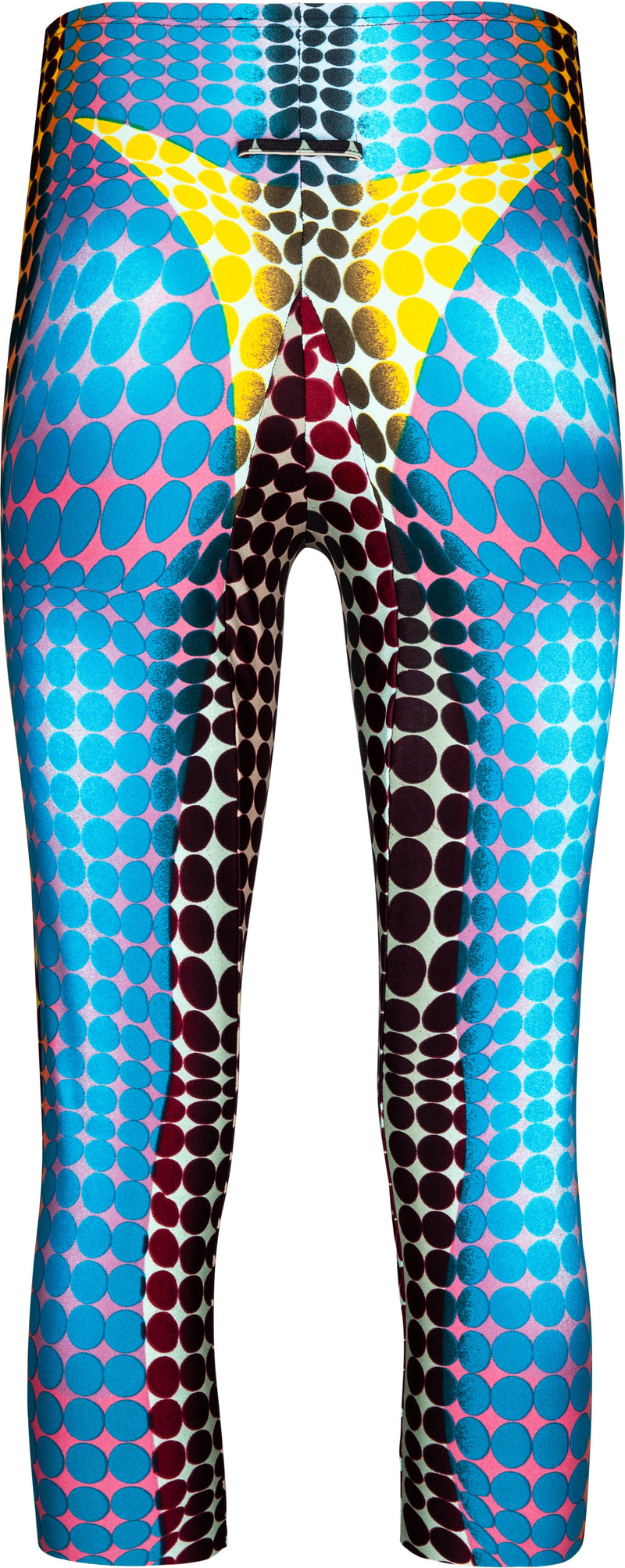 Jean Paul Gaultier Fall 1995 Runway Cyber Dots Pants