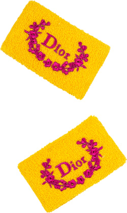 Christian Dior Fall 2004 Golf Collection Sweatbands