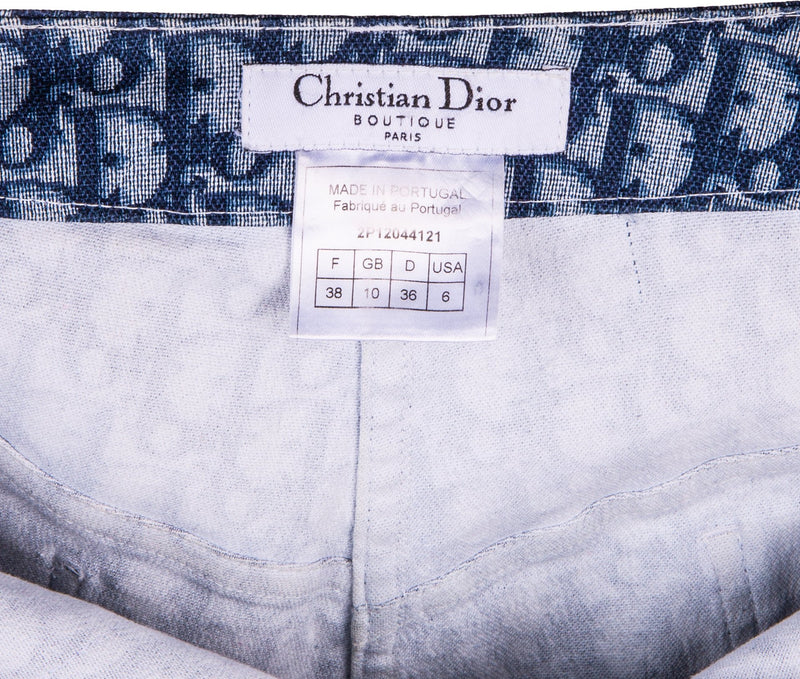 Christian Dior Navy Diorissimo Jeans
