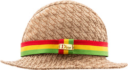 Christian Dior Fall 2004 Rasta Bucket Hat