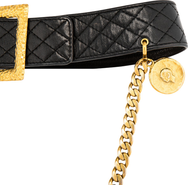 Chanel Fall 1994 Runway Belt Chain Bag