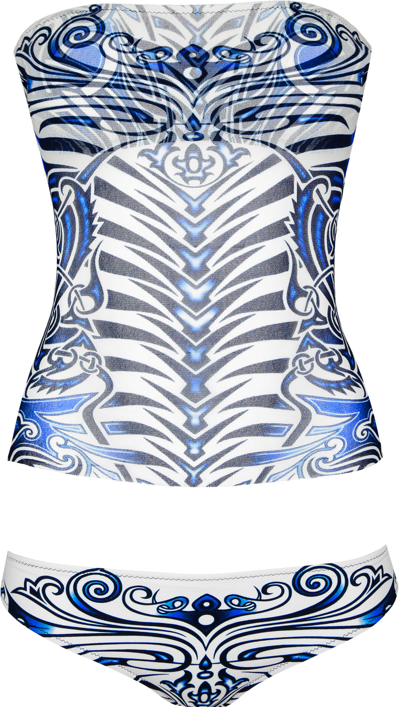 Jean Paul Gaultier Tribal Set