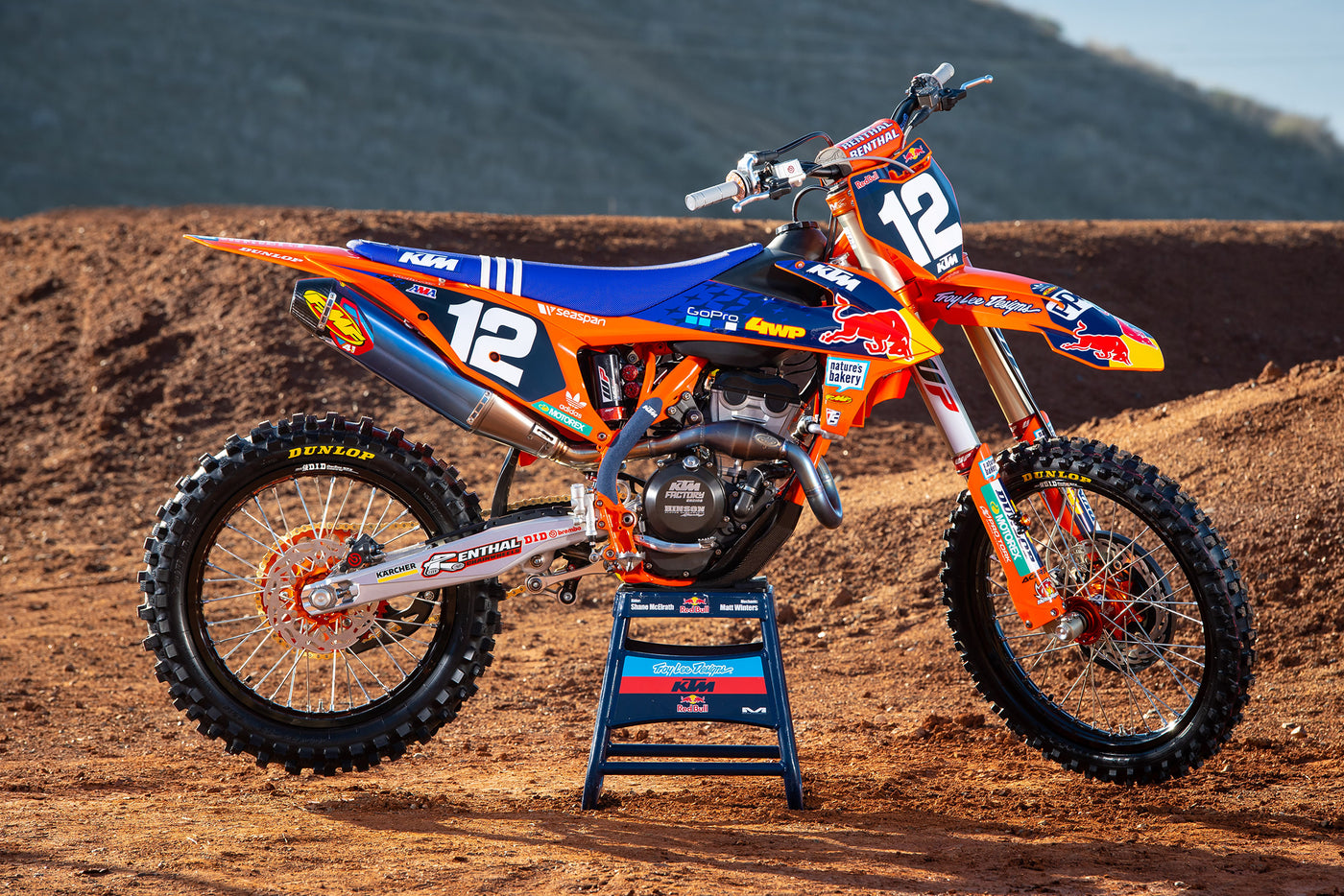 Throttle Syndicate Motocross Graphics, Seat Covers, and Decals