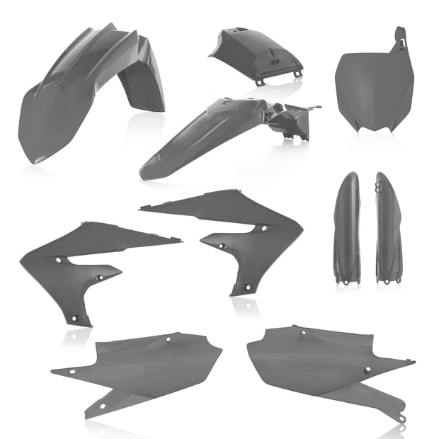 19-20 YZ250F/ 18-20 YZ450F GRAY FULL PLASTIC KIT - ACERBIS