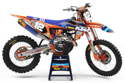 19-20 KTM ORANGE FULL PLASTIC KIT - ACERBIS