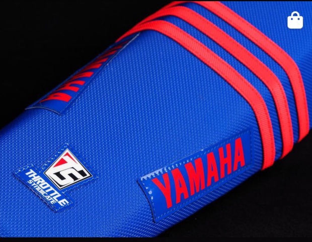 YAMAHA 3 RIB FACTORY ISSUE SEAT COVER- CUSTOM COLORS