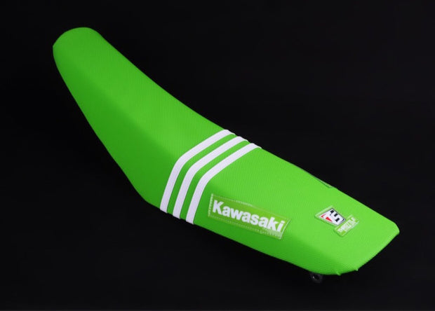 KAWASAKI 3 RIB FACTORY ISSUE SEAT COVER- CUSTOM COLORS