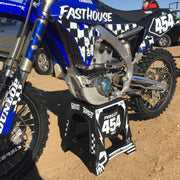 CUSTOM ACERBIS 711 BIKE STAND - FASTHOUSE