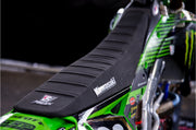 PRO CIRCUIT KAWASAKI FACTORY ISSUE GRIP SEAT COVER