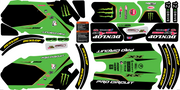 STACYC TEAM PRO CIRCUIT CUSTOM GRAPHIC GRAPHIC KIT