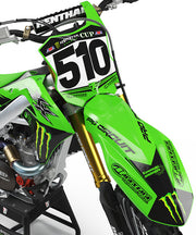 TEAM GREEN RACE TEAM - MONSTER ENERGY CUP 2018