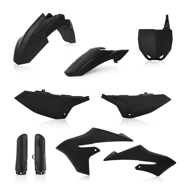18-20 YZ65 BLACK FULL PLASTIC KIT - ACERBIS