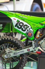 TEAM GREEN RACE TEAM KLX 110 - MEC 2018