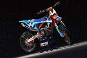 2019 TLD RACE TEAM LIMITED EDITION- WASHOUGAL BLUE