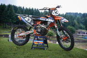 TLD RACE TEAM - WASHOUGAL BACK IN BLACK