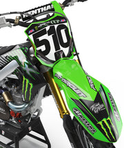 TEAM GREEN RACE TEAM - MONSTER ENERGY CUP 2019
