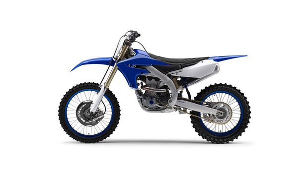 19-21 YZ250F/ 18-21 YZ450F OEM BLUE / WHITE FULL PLASTIC KIT - ACERBIS