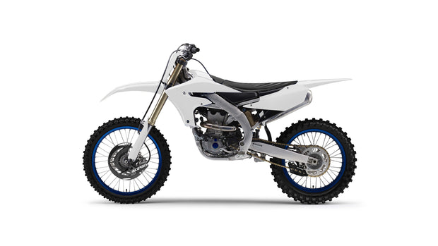 19-21 YZ250F/ 18-21 YZ450F WHITE FULL PLASTIC KIT - ACERBIS