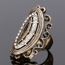 Load image into Gallery viewer, Turkish Gold Vintage Ring