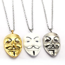 Load image into Gallery viewer, V for Vendetta Necklace