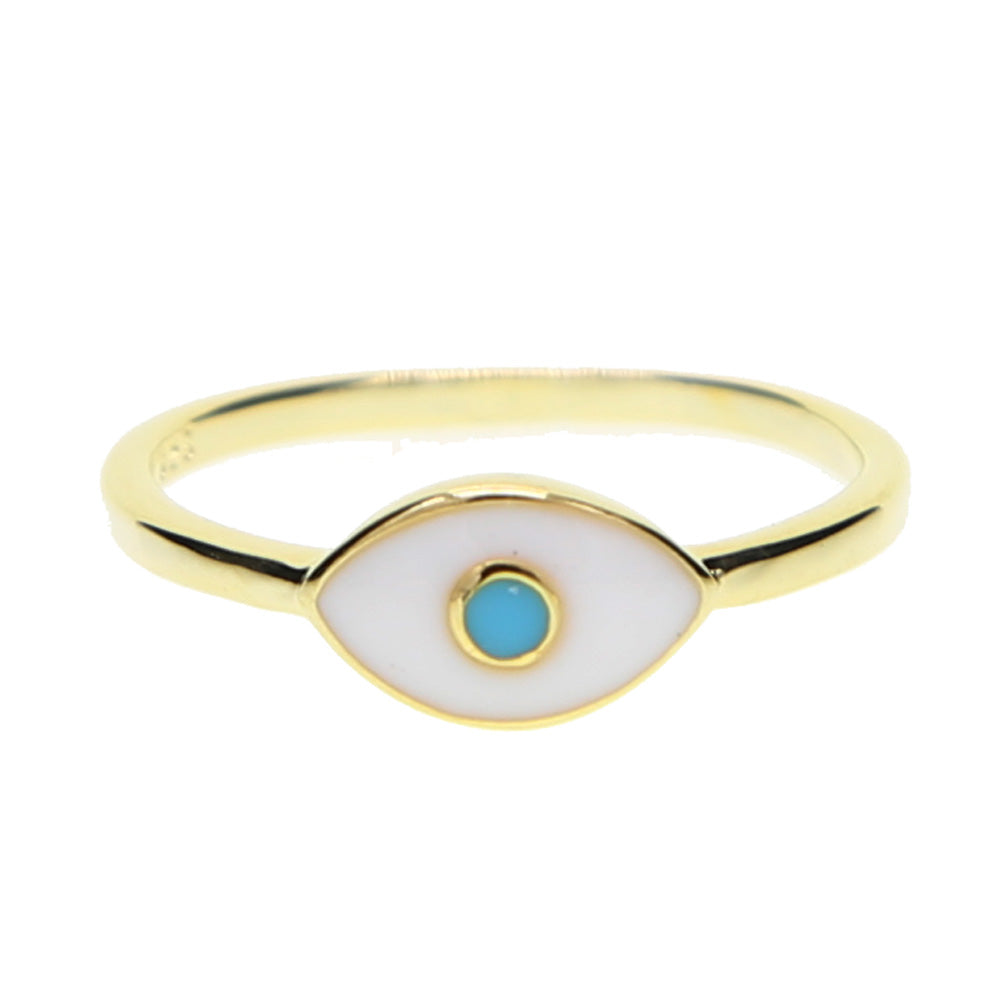 Turkish Evil Eye Ring