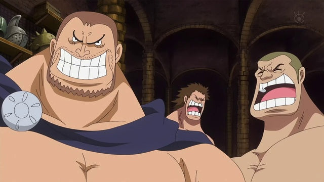 One Piece 634 Vostfr