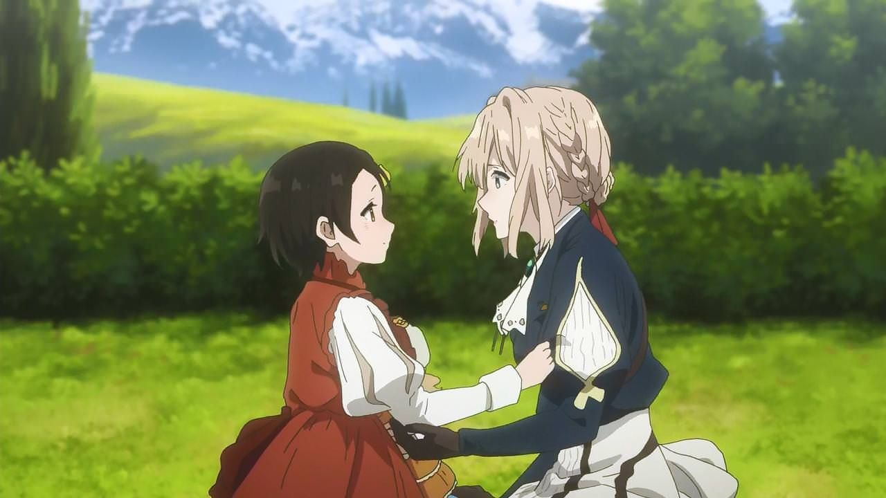 Violet Evergarden Episode 10 Vostfr