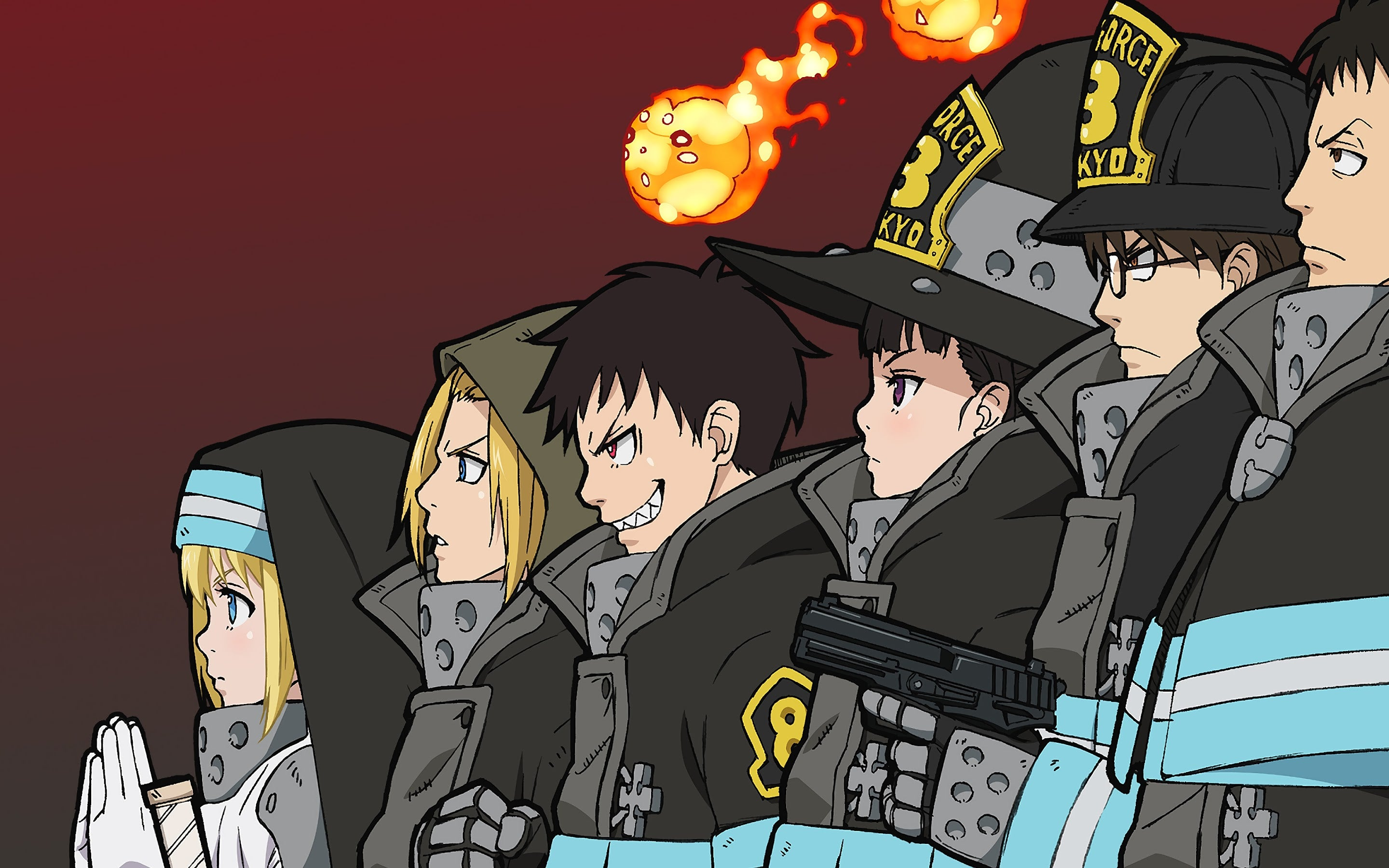 Fire Force 03 Vostfr