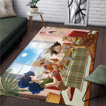 Tapis de Salon Dragon Ball Z