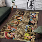 "Tapis Salon ""Dead or Alive"" One Piece"